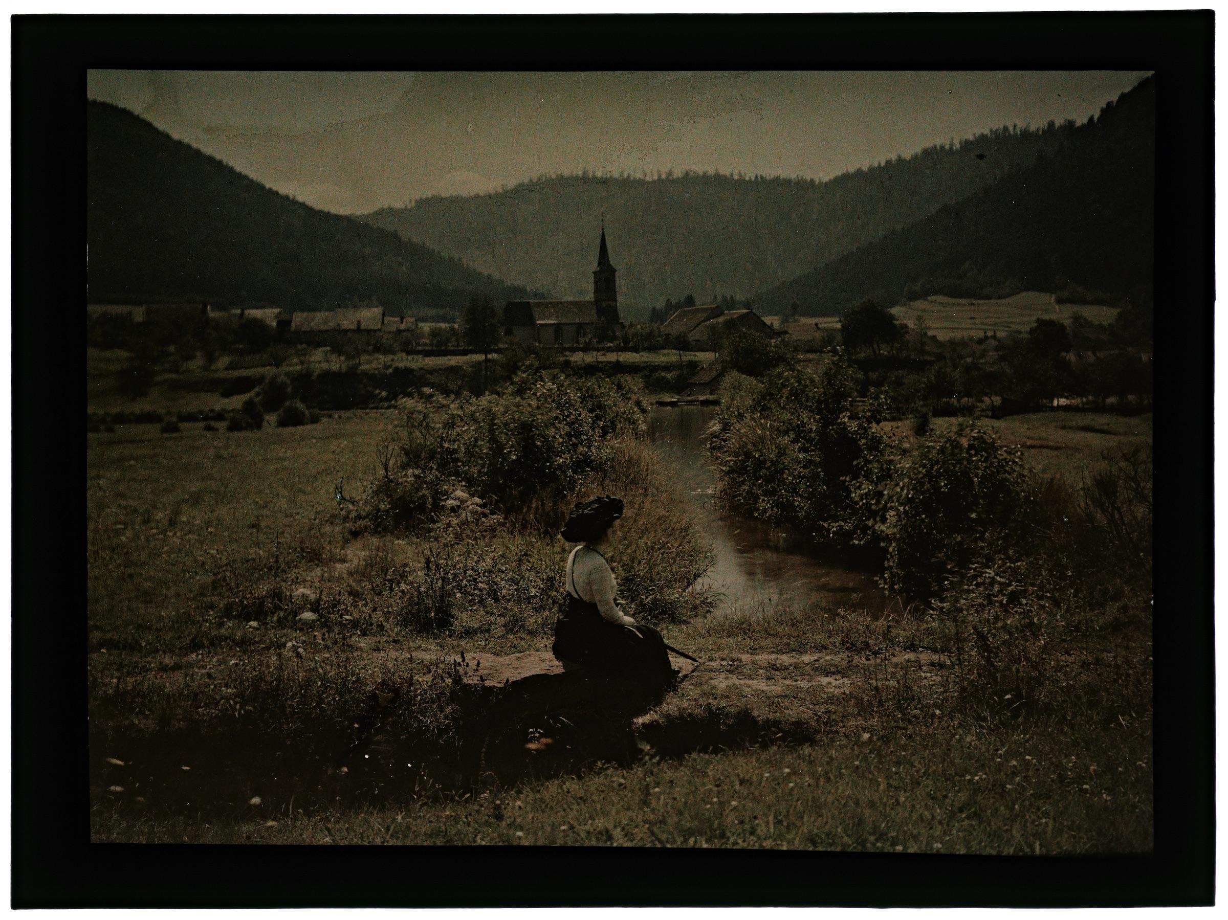 Dans la campagne et au village